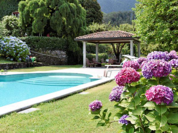 LAGO MAGGIORE - Villa Ortensia